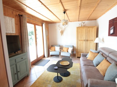 2 Bedroom ground floor Chalet