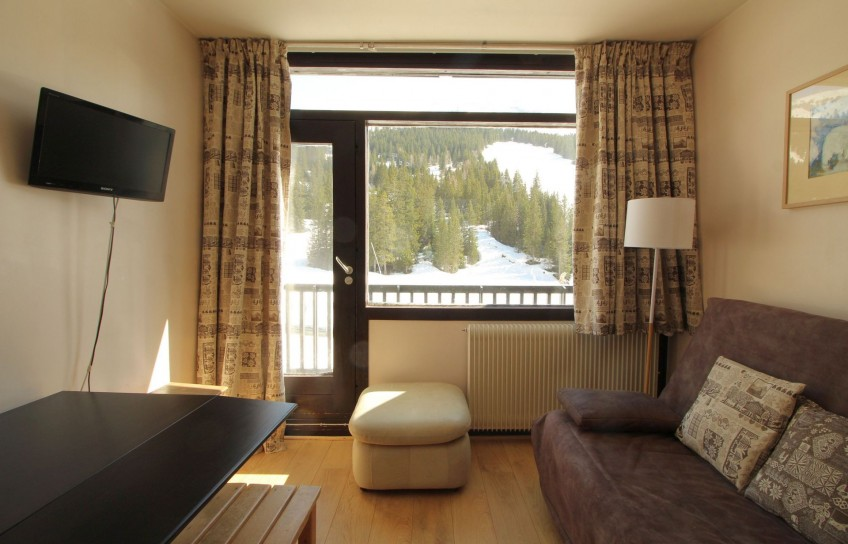 Studio Flaine 4 guests