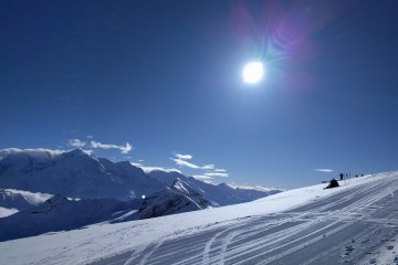 5 nights in Flaine to take your time !